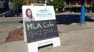 Café MLA & Mobile Community Office @ Various